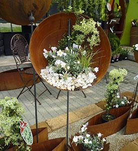 Wohn-Gartendeko