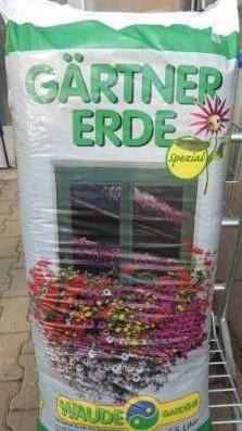 Waude Gärtnererde spezial 55l