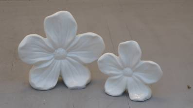 Porzellan Blüte klein